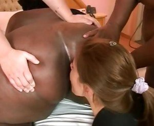 Claudia Licks Fat Brazilian Ass