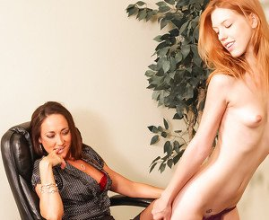 Michelle Lay & Pepper Kester in